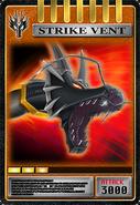 KRRy-Strike Vent Card (Ryuga)