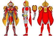 Baron Mango Arms concept art