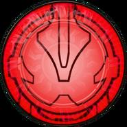 KRGh-Dark Necrom Red Ghost Eyecon (Transformation Time)