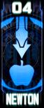 KRGh-Newton Ghost Eyecon (Top Sticker)