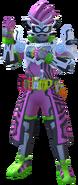 Kamen Rider Ex-Aid Mighty Creator VRX City Wars