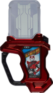 KREA-Full Throttle Drive Gashat