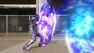 Diamond Discharge Crash (Diamond Shield)
