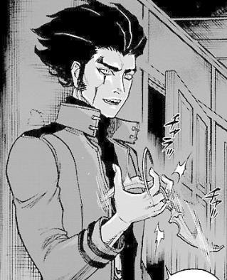 Go Bada Ba (2015 manga)