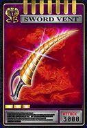 Strike Sword Vent
