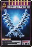 KRDCD-Sword Vent Card (Abyss)
