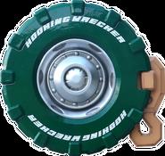 KRDr-Hooking Wrecker Tire (Capture Hook)