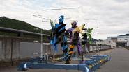 KaizokuRessya Snap Ride Builder