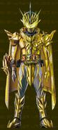 Espada Golden Alangina