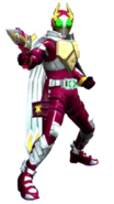 Kamen Rider Garren Jack in City Wars
