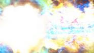 Lock Mega Slash + Cross-Z Dragon Let's Break Step 5