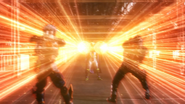 Noko Setsuzan + Burning Sun Explosion Step 3