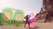 Time Break Burst Explosion Part 6