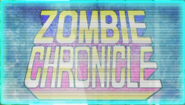Zombie Chronicle Title Screen