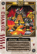 KRBl-Change Kerberos Rouse Card (Red)