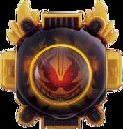 KRGh-Yujou Burst Ghost Eyecon (Glowing)