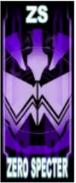 KRGh-Zero Specter Ghost Eyecon (Top Sticker)