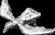 KR01-Flying Falcon Rider Model (Forceriser)