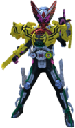 Kamen Rider Zi-O OOO Armor in City Wars