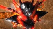 Volcanic Attack (Rider Kick) Step 1