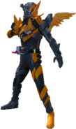 Kamen Rider Bulid HawkGatling in City Wars