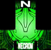 KRGh-Necrom Ghost Eyecon (Top Sticker)