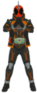 Kamen Rider Ghost in City Wars