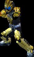 Kamen Rider OOO Latoratah in City Wars
