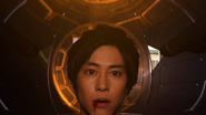 Kouta in Orange Armor Part