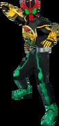 Kamen Rider OOO in City Wars