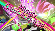 Mighty Critical Finish (Blade) (Prelude)
