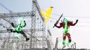 Ninja Art Time Binding Attack + Time Burst Step 3