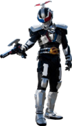 KRDO-G Den-O (With DenGasher Gun Mode)