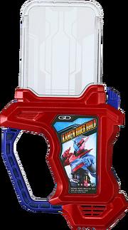 KREA-Kamen Rider Build Gashat