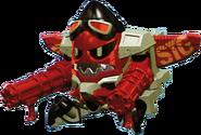 KREA-Combat Gamer