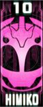 KRGh-Himiko Ghost Eyecon (Top Sticker)