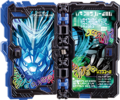KRSa-Theme Lion Senki Wonder Ride Book (Transformation Page)