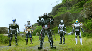 Four Movie Riders summoned.png