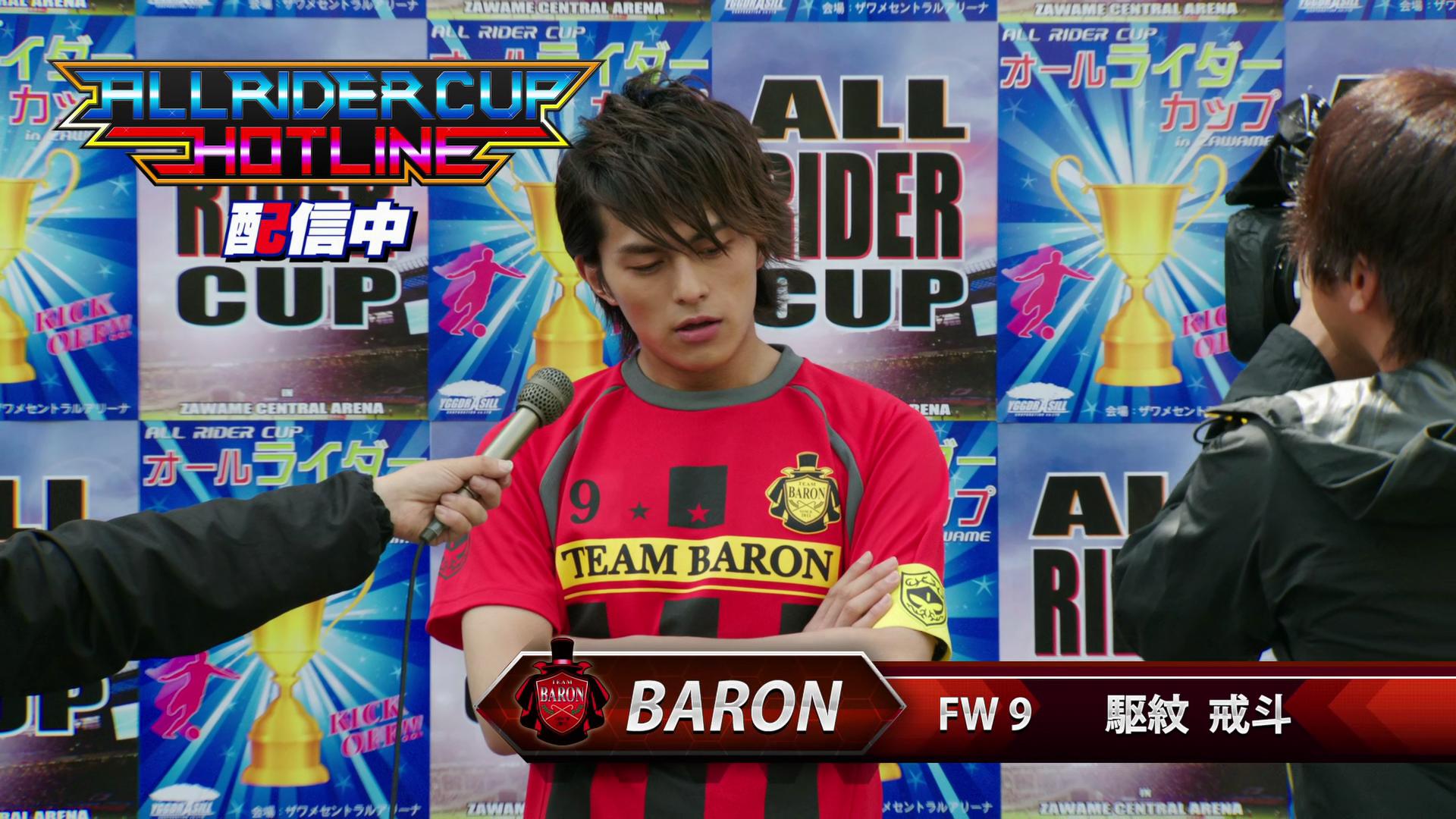 Baron's Soccer Showdown Summer Camp!