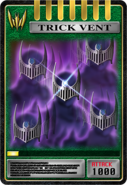 KRRy-Trick Vent Card (Knight)