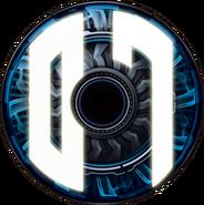 KRGh-Benkei Ghost Eyecon (Startup Time)