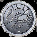 KRO-Sasori Cell Medal