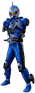 Kamen Rider Accel Trial in City Wars