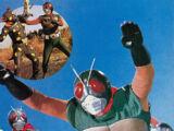 Kamen Rider The Movie: 8 Riders VS GingaOh