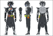 Another Para-DX Concept Art