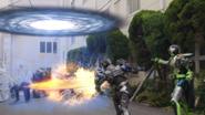 Ichigeki Time Burst + Chou Ginga Explosion Step 2
