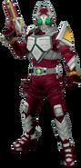 Kamen Rider Garren in City Wars