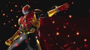 Kamen Rider Kiva Emperor Form in Battride War Genesis