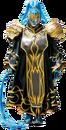 KRFo-Aquarius Zodiarts Mantle