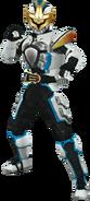 Kamen Rider Ixa Prototype in City Wars